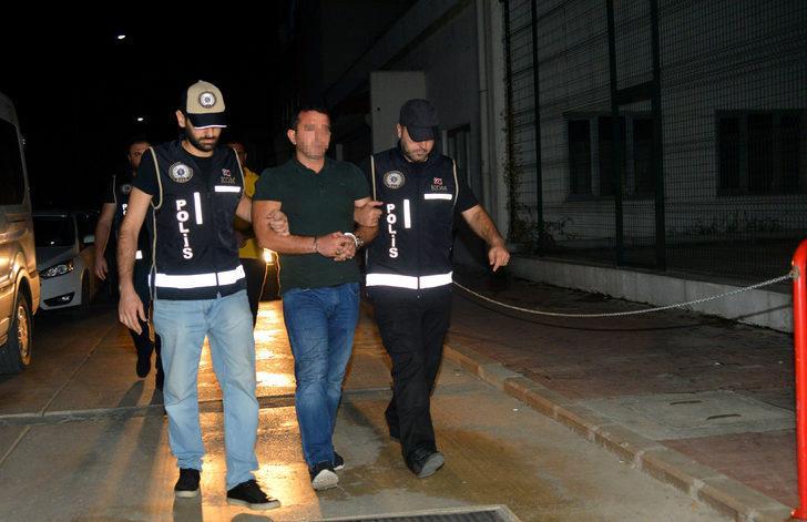 Adana merkezli 5 ilde, 800 polisle silahlı suç örgütüne operasyon (3)