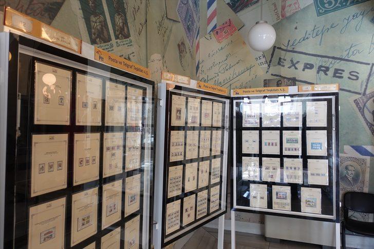 'Dünya Posta Günü' sergisi meraklılarını bekliyor