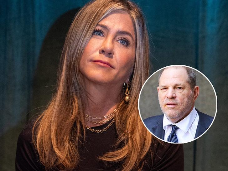 Jennifer Aniston, Harvey Weinstein kendisine yaptığı zorbalığı ilk kez duyurdu