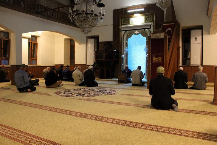 Çanakkale'deki camilerde 'Fetih Suresi' okundu