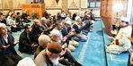 Samsun'daki camilerde 'Fetih Suresi' okundu
