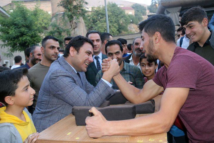 Bitlis'te 'Spor Sokakta' etkinliği