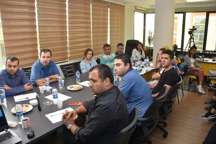 Aliağa Belediyesi personellerine mevzuat eğitimi