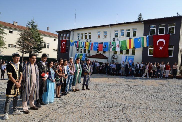 Türk dünyası ezgileri BUÜ'de yankılandı