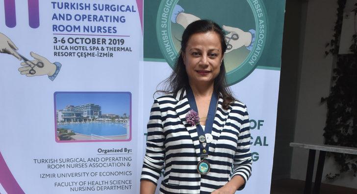 İzmir'deki kongrede, cerrahi alan enfeksiyonlarından korunma yolları konuşuldu