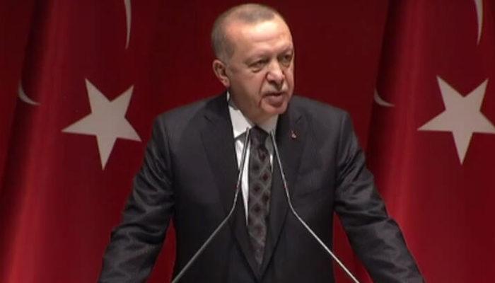 Son dakika Cumhurbaşkanı Erdoğan'dan Barış Pınarı Harekatı'yla ilgili yeni açıklama