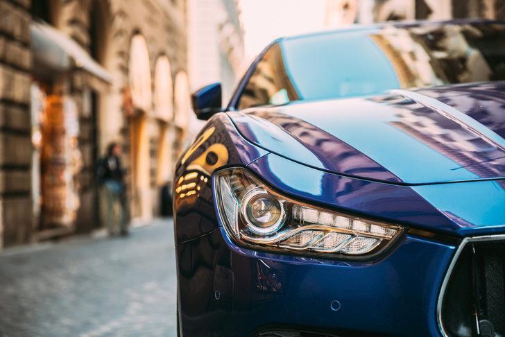 Maserati'den 5 milyar euro elektrikli ve atonom araç yatırımı