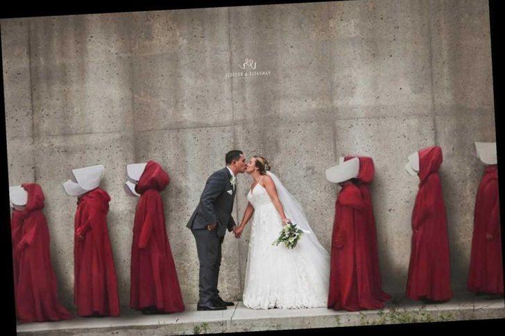 Bu düğün fotoğrafına tepki yağdı! Sebebi ise...