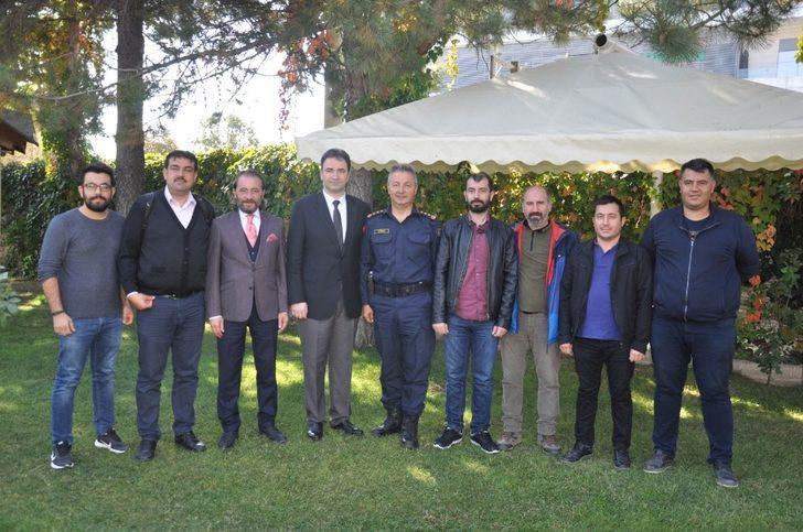 Asayiş muhabirlerinden Mehmetçiğe destek