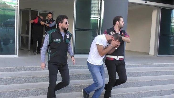 Bursa'da uyuşturucu operasyonu: 15 gözaltı