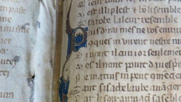 1200'lerde yazılmış erotik kitabın sayfalarını buldular! İşte içinde yazanlar...