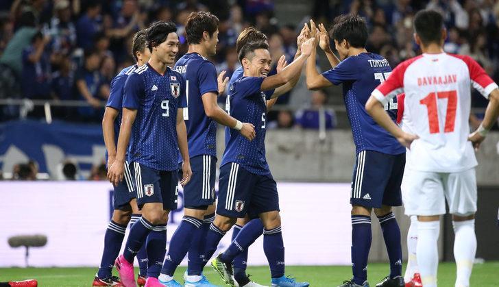 Nagatomo milli maçta coştu!
