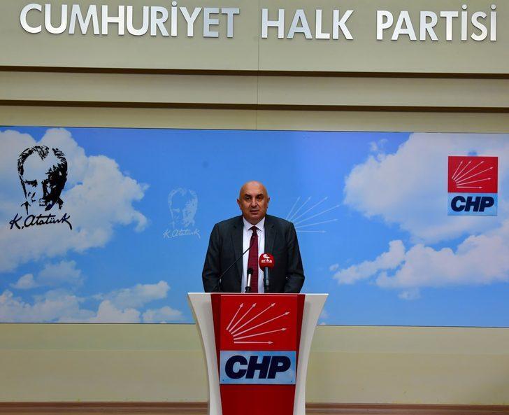 CHP'li Özkoç: Tezkere Mehmetçiği korumak için 'evet' denilen tezkeredir