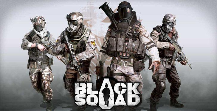 Black Squad cadılar bayramı güncellemesi artık aktif