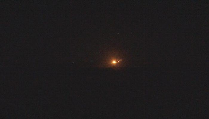 Barış Pınarı Harekatı'nda son durum! Çatışma sesleri ve dumanlar...