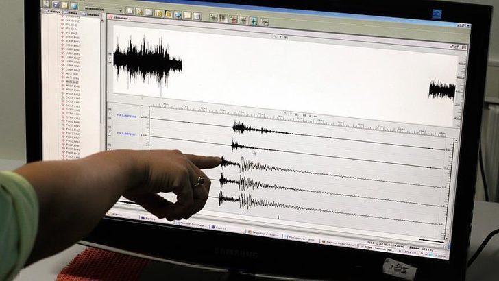 Son depremler! Akdeniz'de 3.7 büyüklüğünde deprem