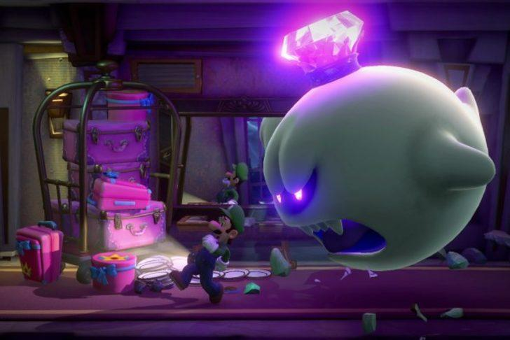 Luigi's Mansion 3 için yeni bir oynanış videosu yayınlandı