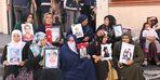 HDP önündeki ailelerin evlat nöbeti 39'uncu gününde
