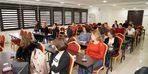 Belediye personeline kanser farkındalığı eğitimi