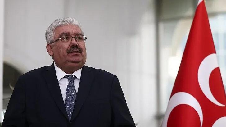 MHP'den Barış Pınarı Harekatı açıklaması
