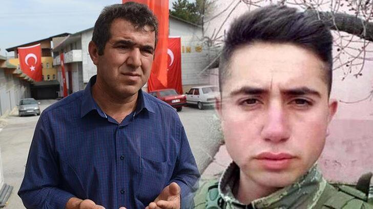 Barış Pınarı Harekatı şehidi Ahmet Topçu'nun amcası: Bu bizim düğünümüz