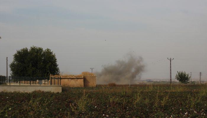 Son dakika! YPG/PKK'lı teröristlerden Suruç'taki sivillere havan mermili saldırı: 2 şehit