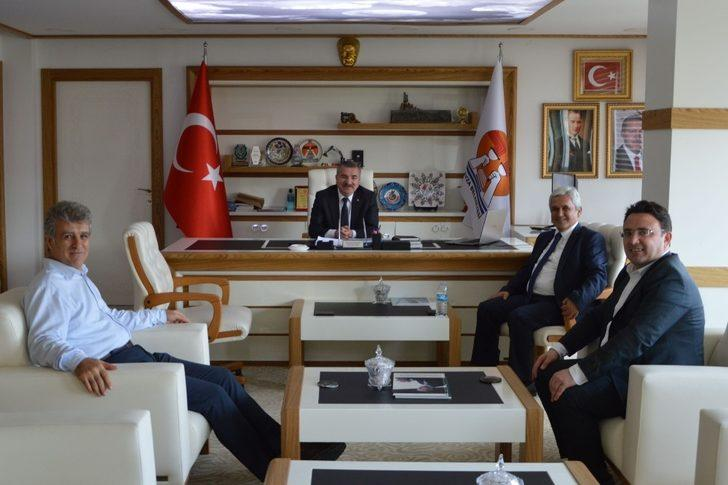 """Özdemir: """"Havza Karadeniz'in giriş kapısı"""""""