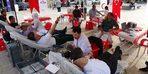 Ordu, ordusuna kan bağışlıyor