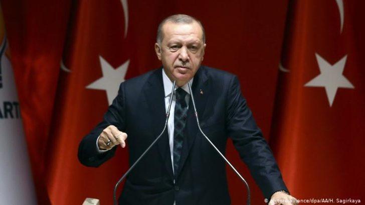 Erdoğan: Geri adım atmayacağız