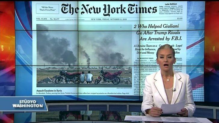 9 Ekim Amerikan Basınından Özetler