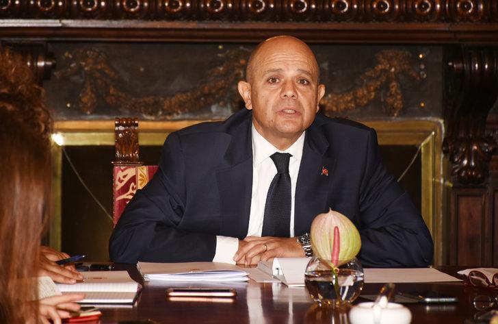 İtalya Dışişleri Bakanlığı'na çağrılan Büyükelçi Esenli: İtalya'nın tavrı hayret verici