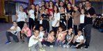 Minik dansçılar, Dünya Şampiyonası'nda Türkiye'yi temsil edecek