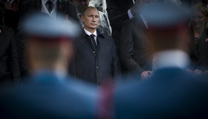 Putin'den kritik açıklama: Gerektiğinde Suriye'den çekiliriz