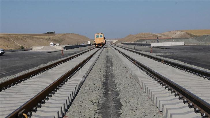 Sivas- Ankara YHT hattında son durum... Bakan Turhan açıkladı