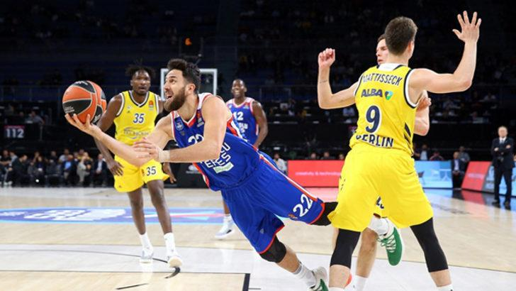 THY Euroleague'de ikinci haftanın MVP'si Vasilije Micic