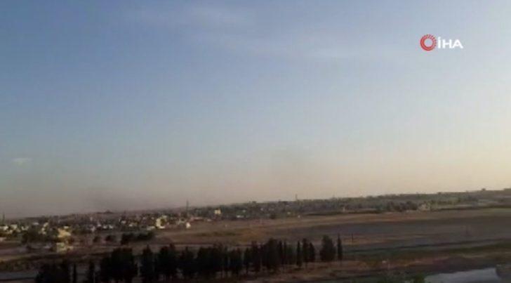 Son dakika: YPG'den Türkiye'nin nöbet noktasına ateş açıldı