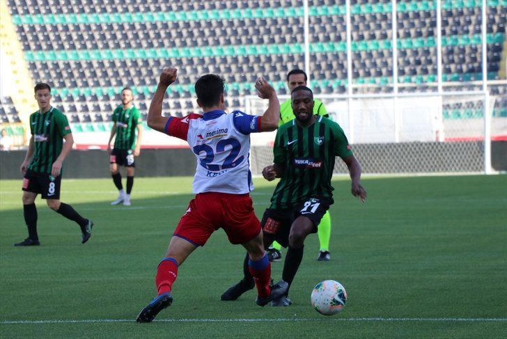 Yukatel Denizlispor 3 - 1 Altınordu