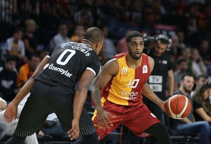 Galatasaray Doğa Sigorta 74 - 65 Beşiktaş Sompo Sigorta