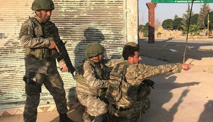 Son dakika! Milli Savunma Bakanlığı paylaştı: Kahraman Komandolarımız Rasulayn'da