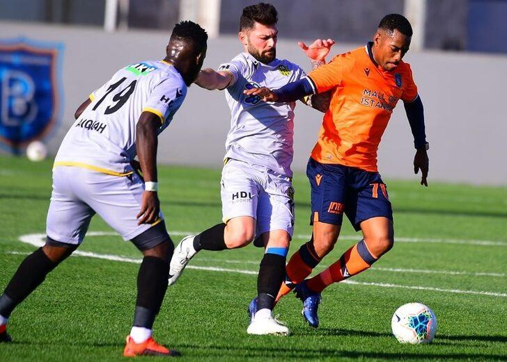 Medipol Başakşehir 1 - 0 BTC Türk Yeni Malatyaspor