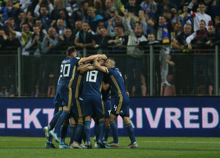 Bosna Hersek 4 - 1 Finlandiya