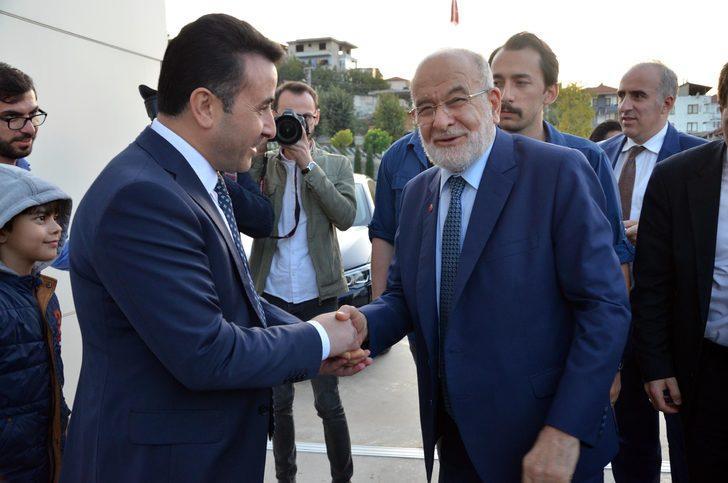 Karamollaoğlu: 'Onlar bizim stratejik müttefiklerimiz' der ve yola çıkarsanız, böyle yarı yolda bırakırlar