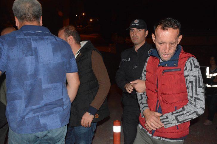 Yüz nakilli Recep Sert, silahlı saldırıdan gözaltına alındı (2)