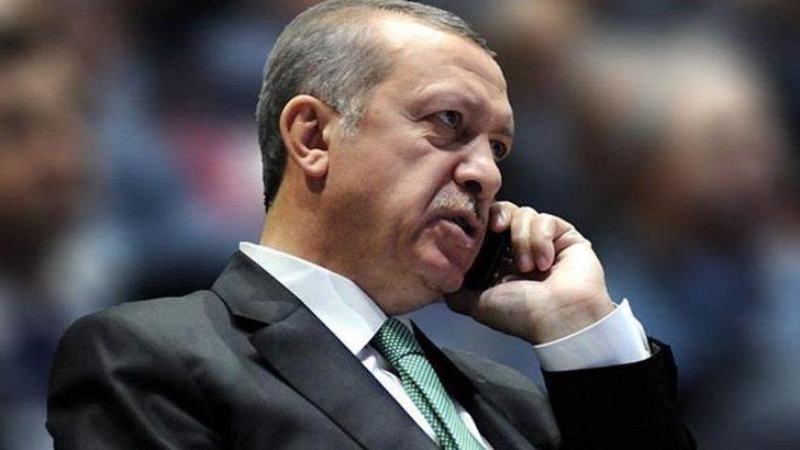 Cumhurbaşkanı Erdoğan İngiltere Başbakanı Boris Johnson'la görüştü!