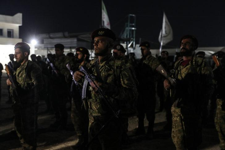 Kürt Şahinleri timi yola çıktı: Zulmü bitireceğiz
