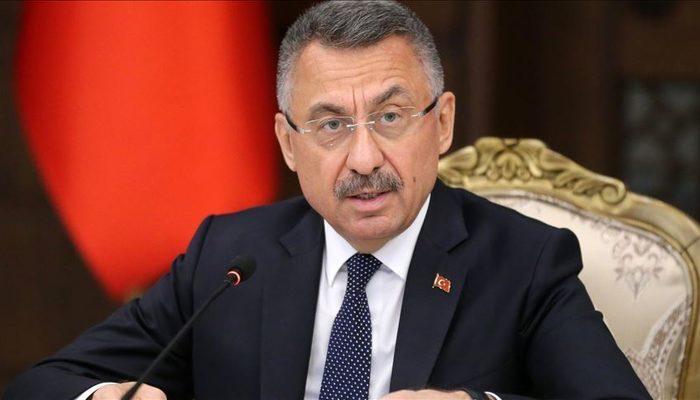 KKTC Cumhurbaşkanı Akıncı'nın Barış Pınarı Harekatı'yla ilgili sözlerine Fuat Oktay'dan kınama!