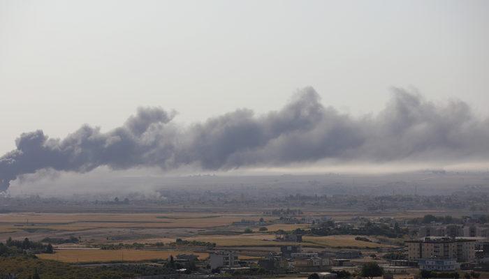 Barış Pınarı Harekatı'nda 5'inci gün! Tel Abyad'ın tamamı teröristlerden kurtarıldı