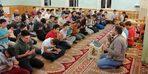 Öğrencilerden Mehmetçiğe, 'Fetih Sureli' destek