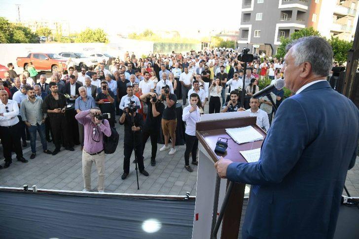 """Karalar: """"Adana'nın cazibesini artıran her proje için minnettarım"""""""
