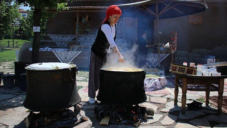 Bayburt'ta hedik yapımına başlandı